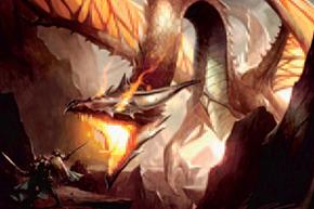 AVR 白レア奇跡 1マナリセットに赤レア強ドラゴン!