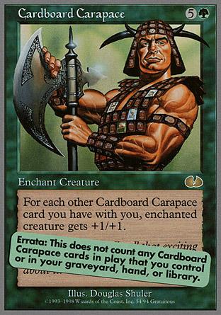 CardboardCarapace