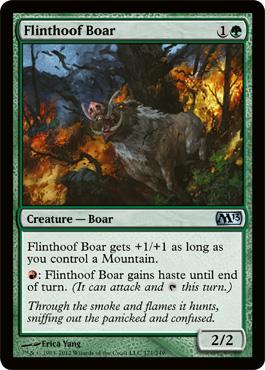FlinthoofBoar