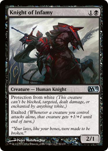 KnightofInfamy