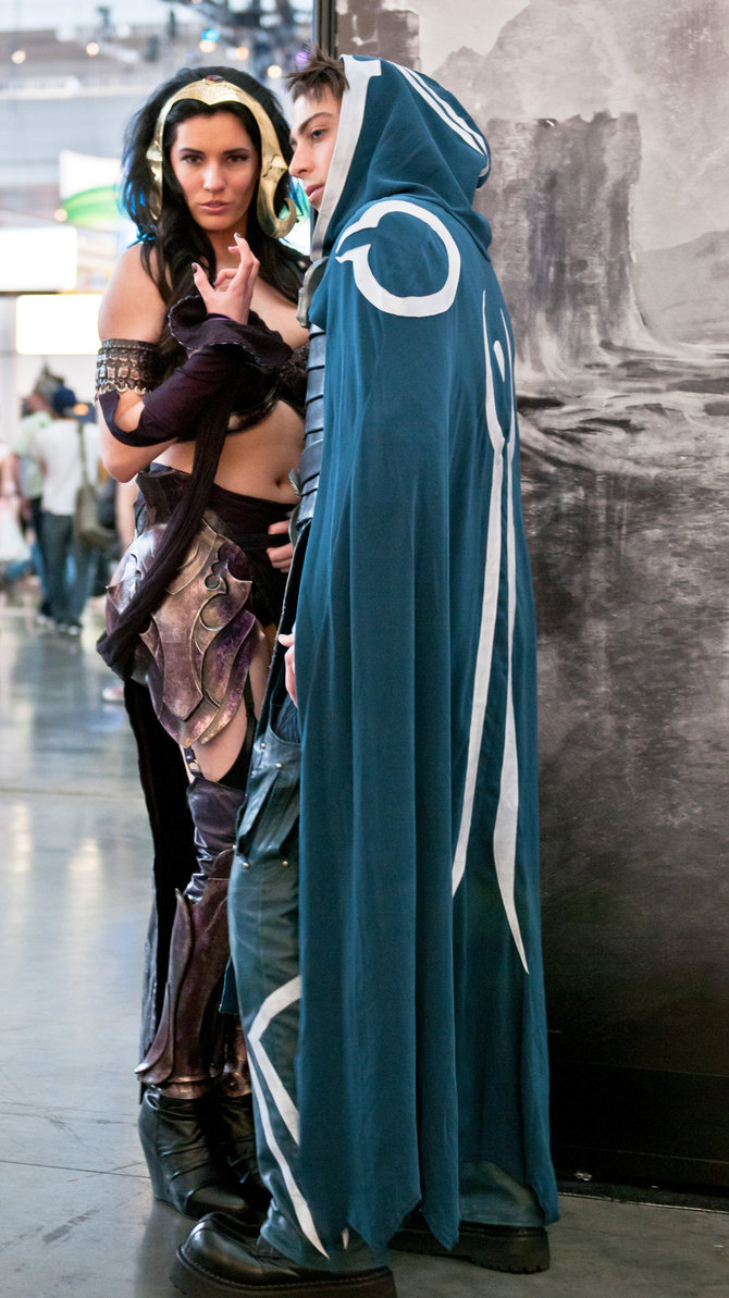 リリアナ&ジェイス