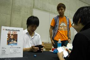 GP横浜2012で森勝洋さんと戦ったよ!~GP横浜マノー君編~