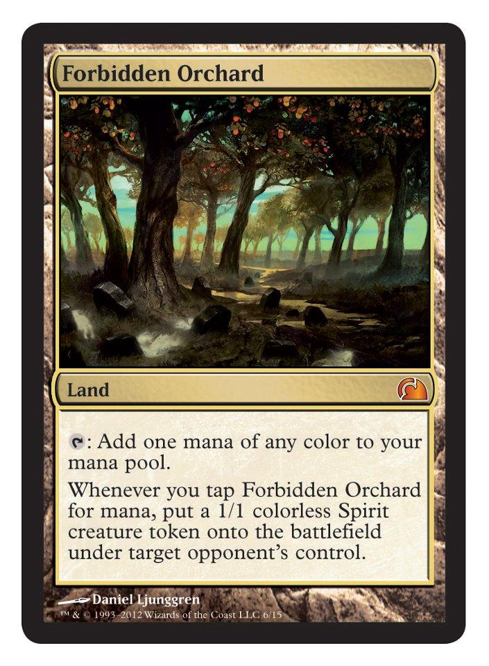 ForbiddenOrchard