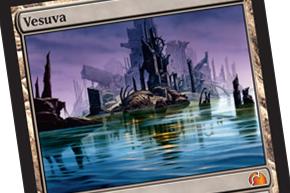 From the Vault Realms 収録カード情報 ヴェズーヴァ採録!!