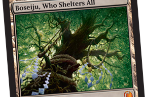 From the Vault Realms 収録カード情報 すべてを護るもの、母聖樹 採録