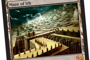 From the Vault Realms 収録カード情報 Maze of Ith !!