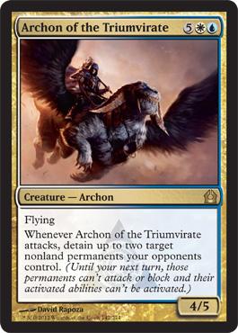 Arcon of the Triumvirate
