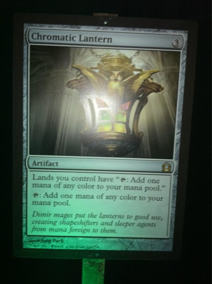 Chrmatic Lantern