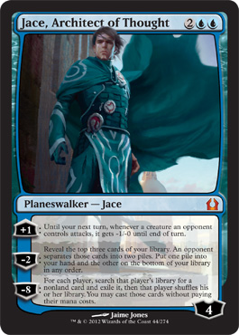 Jace,Architect of Thought