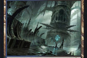 ギルド門侵犯ショックランドのカード画像
