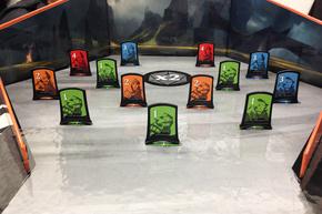 MTGプレリダイスゲーム