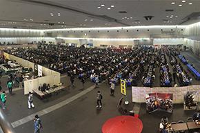 グランプリ京都2015 ブースやイベントの風景をお届け!