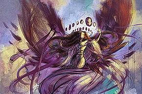 【マジックオリジン収録カード】勇者の守護神が描かれる工程、1分30秒間のダイジェスト動画がすごい!