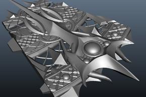 3Dプリンターで作成されたネビ盤がすごい!