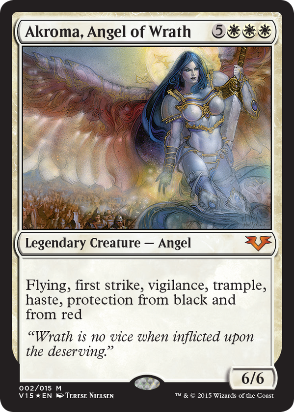 akroma,angel of wrath