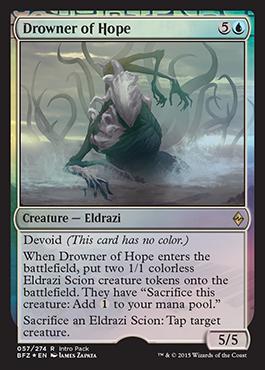 promo-Drowner of Hope