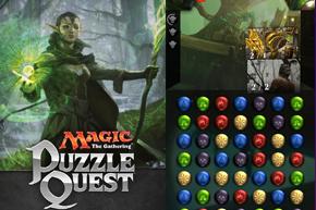 マジック・ザ・ギャザリングのマッチスリーパズルゲーム「Puzzle Quest」日本語版iOS版がついにリリース!