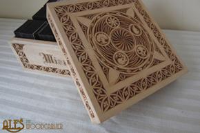 【MTG愛があふれる素敵シリーズ】手作り木製ボックス型デッキケースがすごい