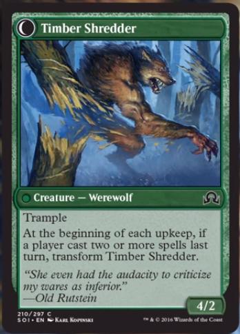 Timbre-Shredder