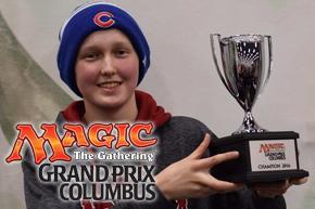 GPコロンバス2016(レガシー):優勝は16歳Clay Spicklemire選手の感染。準優勝は奇跡