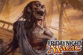フライデーナイトマジック:2016年10月度プロモーションカード《潮からの蘇生》公開