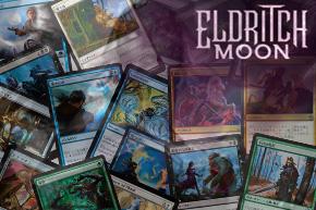 『異界月』再録カードの新旧イラスト、収録先まとめ