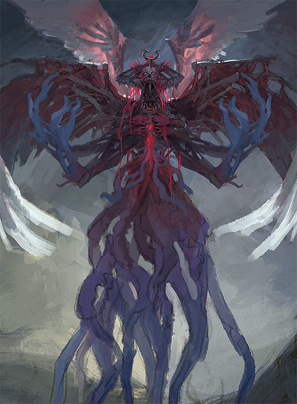 risela, Voice of Nightmares-2