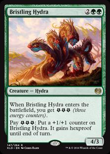 bristlinghydra