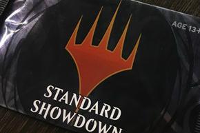 土曜開催の店舗イベント「スタンダード・ショーダウン」配布の特殊パック開封!