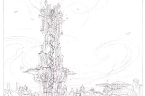 産業の塔sketch_