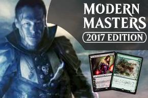 【モダンマスターズ2017】全収録カード公開! 新規アートやレアリティ―変更カード一覧など