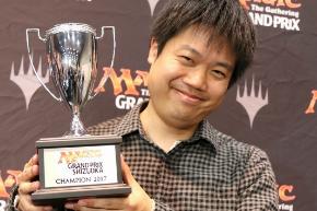 グランプリ静岡(スタンダード):優勝者はマルドゥバリスタを使用した桐野亮平選手